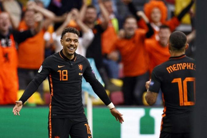 Oranje meer mans met roadrunner Malen: een 8 voor de PSV-aanvaller