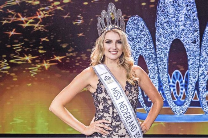 Miss Nederland: 'Ik was niet mooi, ik was ziek'