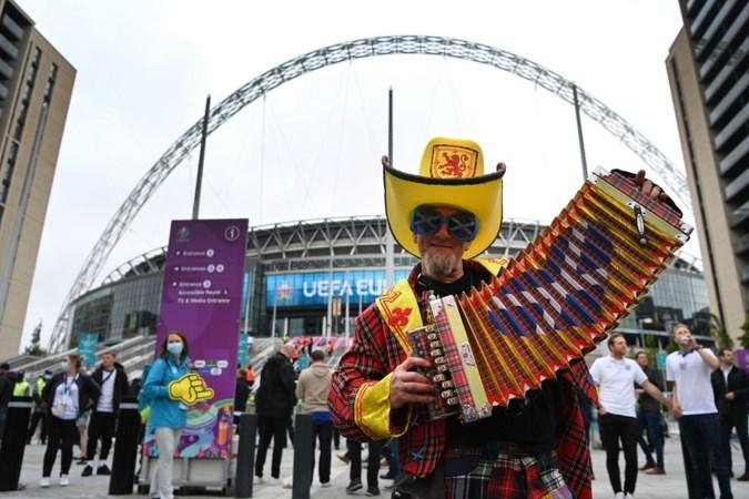Londen laat 60.000 toeschouwers toe bij finaleronde EK