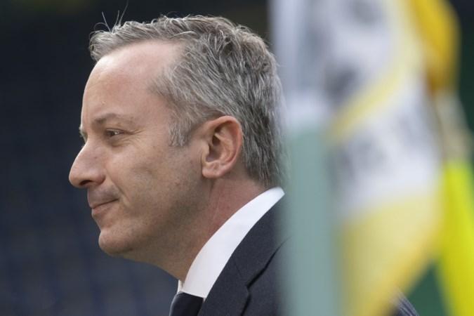 Isitan Gün waarschijnlijk weg als voorzitter Fortuna, maar blijft wel betrokken bij de club