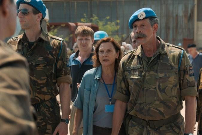 Filmmaakster Jasmila Žbanic: 'Als je over wat er in Srebrenica gebeurde een film maakt, heb je onmiddellijk een miljoen mensen tegen je'
