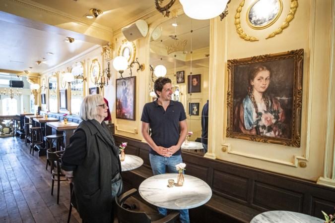 Eindelijk hangen de werken van de Venlose kunstschilder Jean Laudy weer, niet in een museum maar in een horecazaak