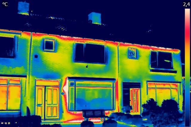 'Verbuurzamen': bewoners van drie wijken in Heerlen krijgen gratis warmtescan om energielekken op te sporen