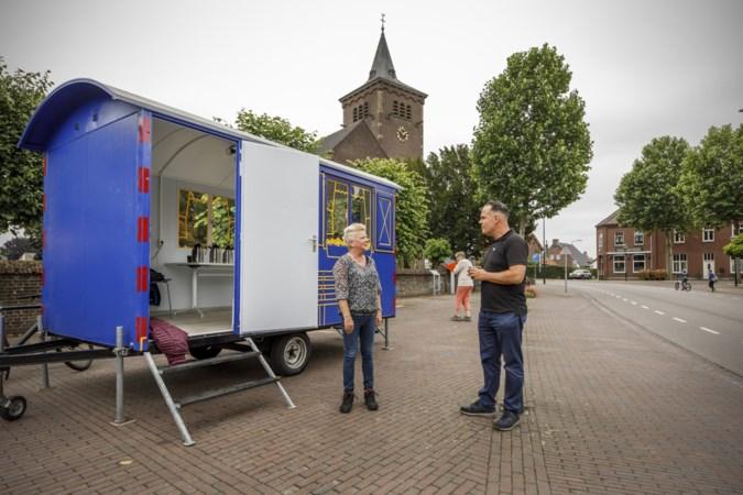 Met de buurtkeet van Nederweert in het dorp zijn zaken zo geregeld