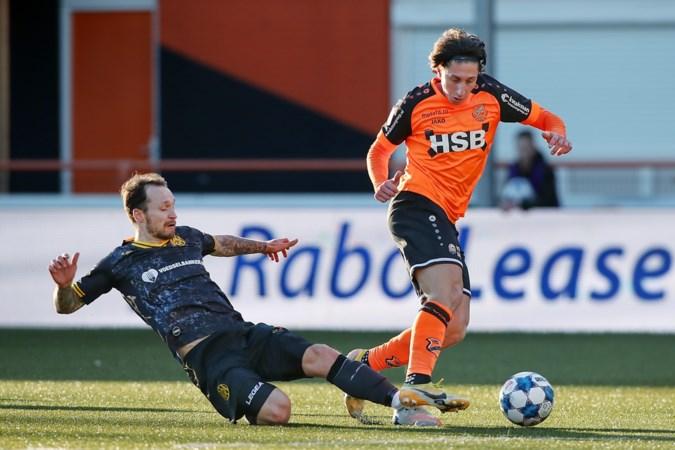 Robert Klaasen verlengt zijn contract en blijft bij Roda JC
