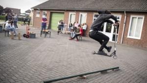 Jongeren Montfort mochten tijdens 'Vuurschaal Meeting' brainstormen over plekken waar ze kunnen chillen