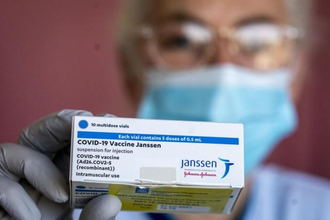 Run op die ene prik met het Janssen-vaccin
