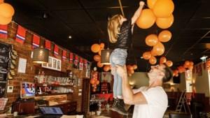 'Joekels van tv's' en een heus 'fanhok': horeca mag eindelijk los voor Oranje