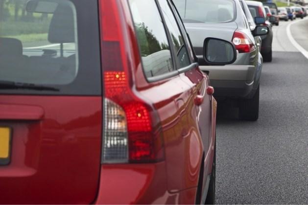 Ongeval met meerdere auto's op A76 bij Nuth