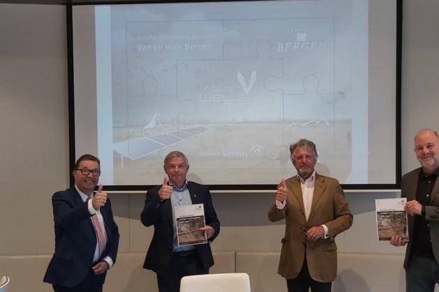 Gemeenten in kop provincie ondertekenen intentieverklaring voor investering Wells Meer: belangrijk voor energietransitie Noord- en Midden-Limburg