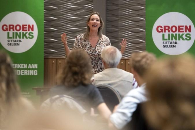 Kim Schmitz opnieuw boegbeeld GroenLinks bij gemeenteraadsverkiezingen in Sittard-Geleen