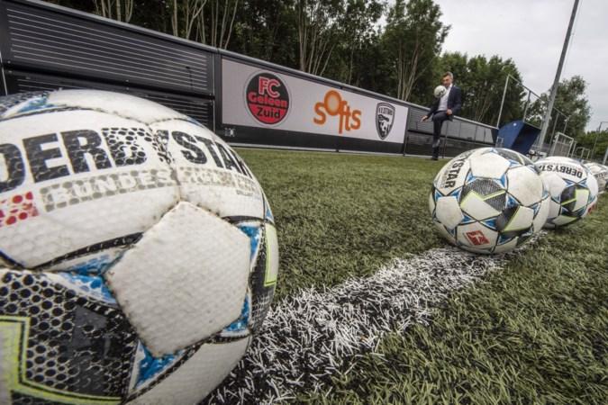 Voetbalclubs in Sittard en Geleen willen leden het goede voorbeeld geven met duurzame boarding langs het veld