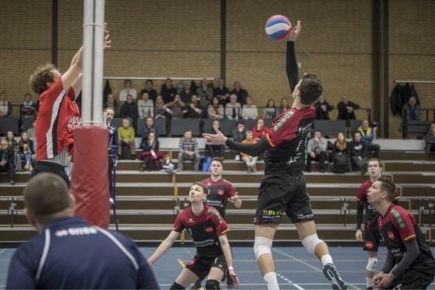 Krachtmeting in Limburg 'triggert' volleyballer Imre Harnischmacher: 'Geen kwaad bloed jegens Guido Görtzen'