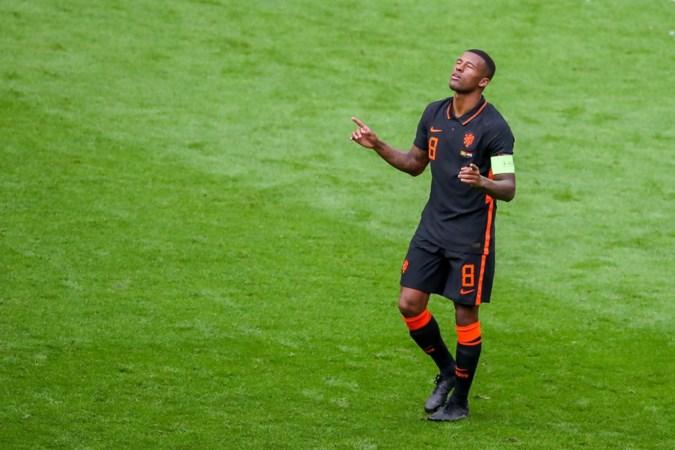 Wijnaldum overweegt bij racisme tijdens duel Oranje in Boedapest van het veld te lopen