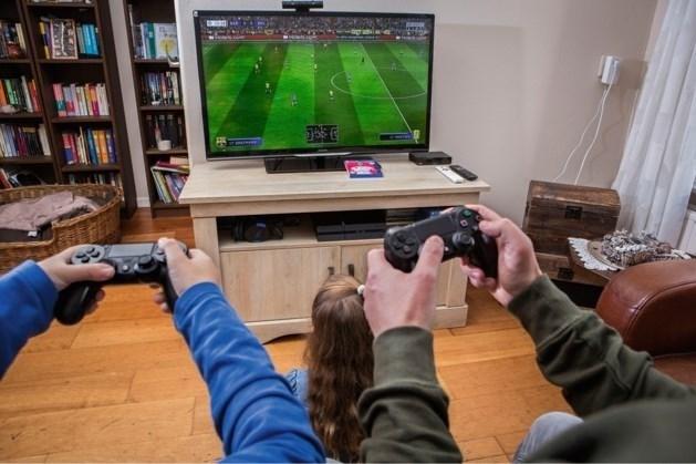 Webinar corona en gamen op Connect College in Echt