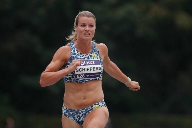 Dafne Schippers: 'Met mij gaat het goed, maar met de sport niet zo goed..'