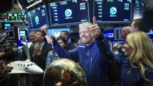 Ook Richard Branson mag met commerciële vluchten de ruimte in