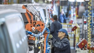 Britse autoproductie blijft lager dan voor corona