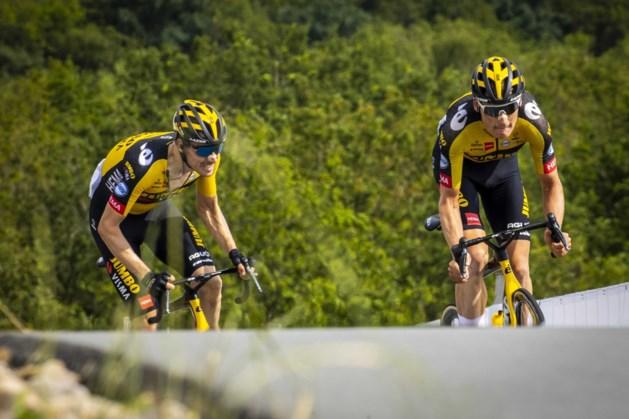 Schade bij Mike Teunissen na val in Tour valt mee: zondag weer van start