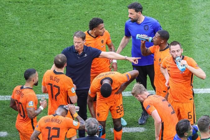Ons rapport voor Oranje: een dikke onvoldoende voor de bondscoach na onbegrijpelijke wissel