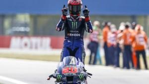 Fransman Fabio Quartararo zegeviert in negentigste TT van Assen