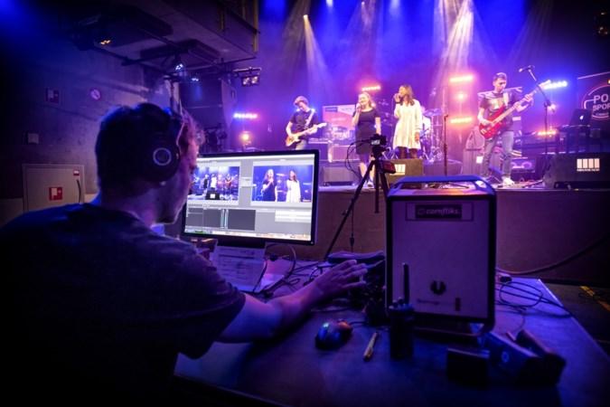 Vista College is rock 'n roll high school: studenten sluiten muzikaal schoolproject af met festival in Nieuwe Nor