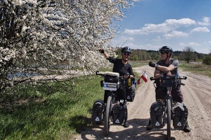 Duo uit Maastricht na een jaar fietsen: 'Ik zou elke wereldreiziger een rondje Europa aanbevelen om de kinderziektes eruit te halen'