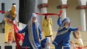 Passiespelen Tegelen: met een vertraging van een jaar hangt Jezus aan het kruis