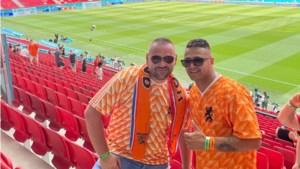 Limburgse Oranjefans genieten na gemiste vlucht en impulsieve reis met huurauto: 'Voor geen goud willen missen'