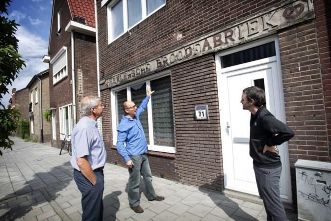 Achter toevallig ontdekte gevelreclame Heerlensche Broodfabriek zit een dramatische oorlogsgeschiedenis van bakkersfamilie Prieckaerts