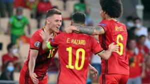 België schakelt titelverdediger Portugal uit