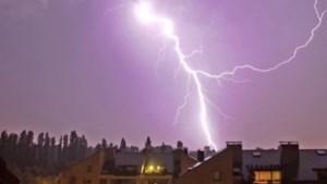 KNMI waarschuwt voor onweersbuien in Limburg