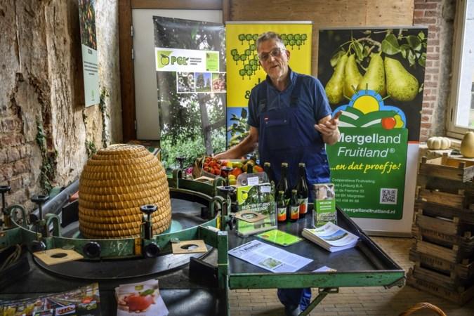 Klooster Hoogcruts wordt uitvalsbasis voor excursies door fruitstreek Zuid-Limburg