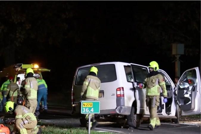 Roemeen die in slaap viel achter het stuur en een ongeluk veroorzaakte in Heide, krijgt geldboete en rijontzegging