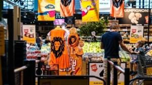ING: supermarkten lopen veel omzet mis door uitschakeling Oranje