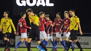 SV Venray-aanvoerder Stijn Brinkman voor oefenwedstrijd tegen VVV: 'Beau Vilters was veruit onze beste speler'