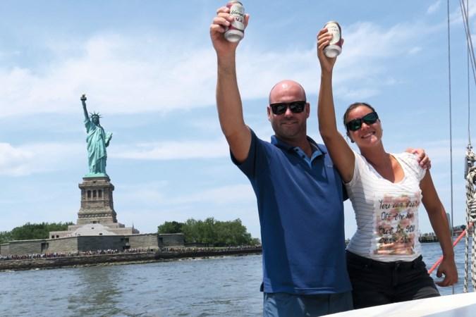 Rik en Sanne uit Kessel zeilen al vier jaar om de wereld: 'We geven ons leven nu een hoger cijfer'