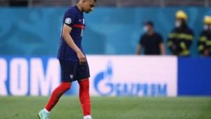 Mbappé verontschuldigt zich voor gemiste strafschop op EK