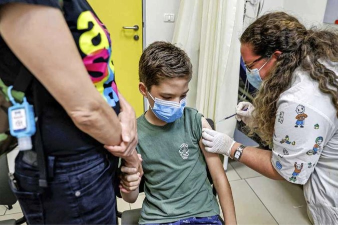Gezondheidsraad adviseert: coronavaccinatie voor kinderen vanaf 12 jaar