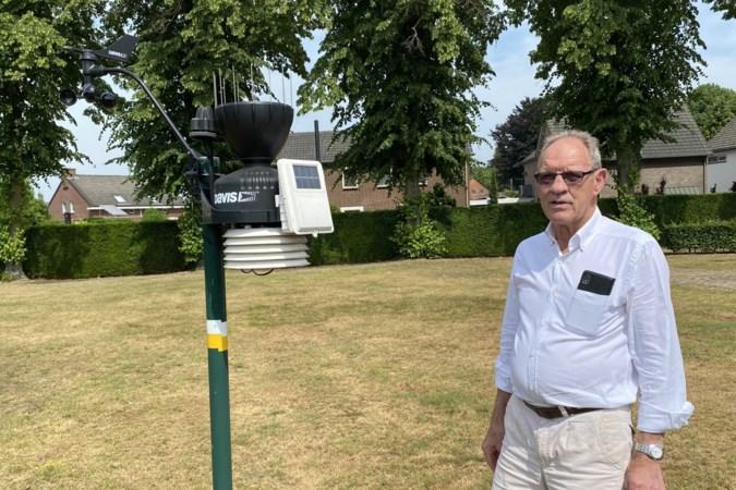 Weerman Bert Vloet (81) na dertig jaar weg bij Omroep Venray maar nog lang niet klaar: 'Ik was graag nog even door gegaan'