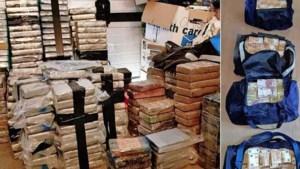 Megavangst in boerderij Noord-Holland: politie ontdekt 3000 kilo cocaïne en elf miljoen cash