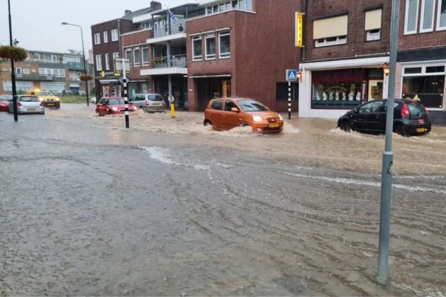Alarmlijn 112 overbelast door meldingen wateroverlast