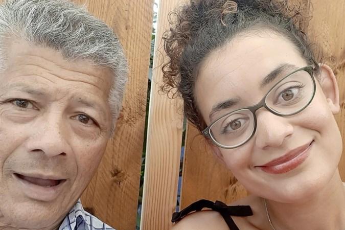 Joan-Anne zorgt al vijf jaar voor haar demente vader: 'Mijn leven is compleet anders gelopen dan ik had gedacht', vertelt ze in tv-programma