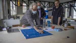 Rechter: gevelrenovaties in centrum van Heerlen mogen voorlopig hervat worden