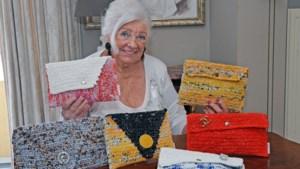 De gerecyclede plastic Maria Valentina handtasjes van Ria Thissen zijn duurzaam én onbetaalbaar