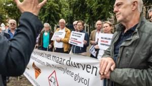 Slachtoffers van het giftige chroom-6 geven strijd voor hogere vergoeding niet op