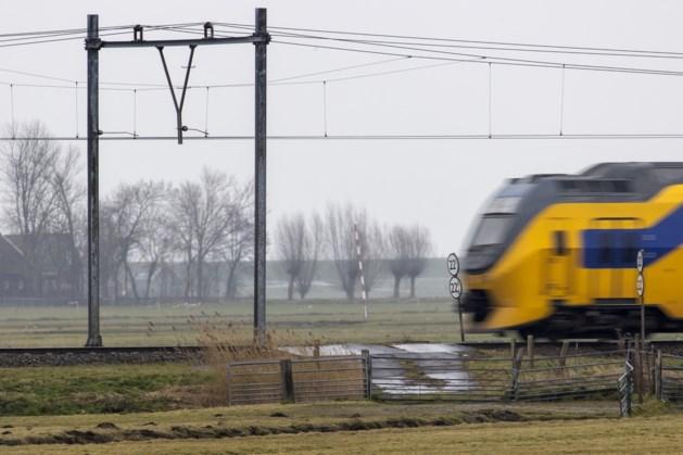 Nog geen treinen tussen Sittard en Maastricht na noodweer
