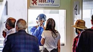Reizigers kunnen gratis coronatest inplannen: digitale problemen opgelost