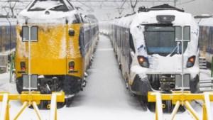 Nederlands spoor niet opgewassen tegen uitzonderlijk winterweer