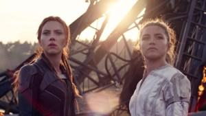 Scarlett Johansson en Florence Pugh in Marvel-film 'Black Widow': 'Het was alsof we twee stoeiende leeuwenwelpjes waren'